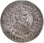 1 Thaler - Ernst von Bayern (Kardinalsjubiläum) – avers