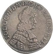 6 Mariengroschen - Jobst Edmund von Brabeck – avers
