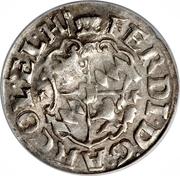 1/24 Thaler Evêché - Ferdinand de Bavière – avers