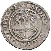 1 groschen - Maximilian II – avers