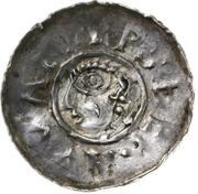 1 denar Bernward – avers