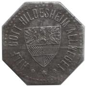 10 Pfennig - Hildesheim – revers