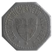 5 pfennig - Hildesheim – revers