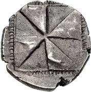 Drachm (Himera) – revers