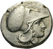 Stater (Hipponion?) – avers