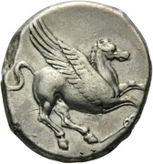 Stater (Hipponion?) – revers