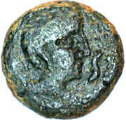 Semis Castulo (Oretani, sans légende à l'avers) – avers