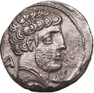 Denarius Turiaso – avers