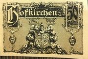 50 Heller (Hofkirchen an der Trattnach) -  avers