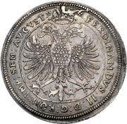 1 Thaler - Philipp Ernst zu Langenburg (territorial division) – revers