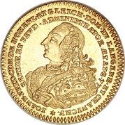 1 Ducat - Johann Friedrich II – avers