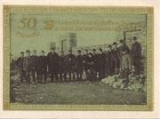 50 Pfennig (Hohenwestedt) – revers