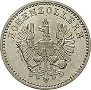 3 Kreuzer - Friedrich Wilhelm IV – avers