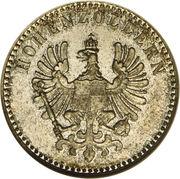 6 Kreuzer - Friedrich Wilhelm IV – avers