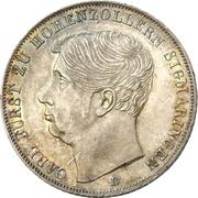 2 Gulden - Carl – avers