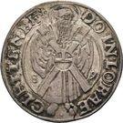 1 Thaler - Ernst VII. (Ellrich; Ausbeutetaler) – revers