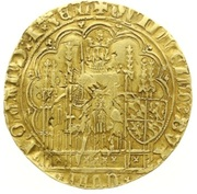 "1 Gouden Schild ""Klinckaert"" - William VI of Bavaria – avers"