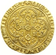 "1 Gouden Schild ""Klinckaert"" - William VI of Bavaria – revers"