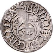 1 Groschen - Adolf XIII. – revers