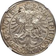 1 Thaler - Adolf XIII. – revers