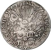 2 Thaler - Adolf XIII. – avers