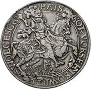 2 Thaler - Adolf XIII. – revers