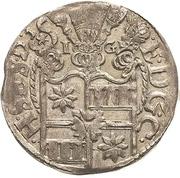 1/16 Thaler - Ernst III. – avers