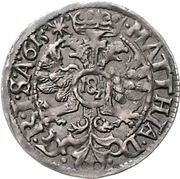 2 Schilling - Ernst III. (Doppelschilling) – revers