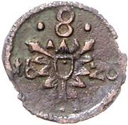 1½ Pfennig - Ernst III. – avers