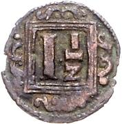 1½ Pfennig - Ernst III. – revers
