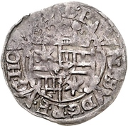 12 Pfennig - Ernst III. – avers