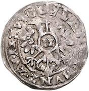 12 Pfennig - Ernst III. – revers