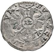 12 Pfennig - Ernst III. (Kipper) – revers