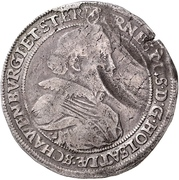 1 Thaler - Ernst III. – avers