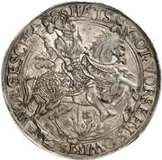 1½ thaler Adolf XIII. – revers
