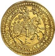 10 ducats Ernst III – revers