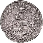 1 Thaler - Ernst III. – revers