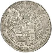 2 Thaler - Ernst III. – avers
