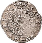 1 Fürstengroschen - Ernst III. (Kipper) – revers