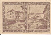 50 Heller (Holzhausen) – revers