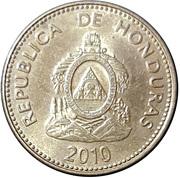 5 centavos (magnétique) -  avers
