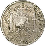 6 shillings 1 penny - George III – revers