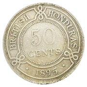 50 cents - Victoria – revers
