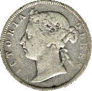 25 cents - Victoria – avers