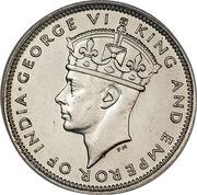 10 cents - George VI – avers