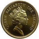 5 cents - Elizabeth II (3eme effigie) – avers