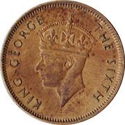 10 cents - George VI -  avers