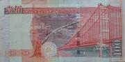 100 Dollars (HSBC) – revers