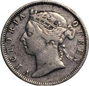 20 cents - Victoria – avers