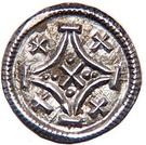 Obole - Béla III (1172-1196) – avers